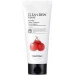 Пенка c экстрактом ацеролы Tony Moly Clean Dew Foam Cleanser Acerola