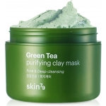 Глиняная маска Skin79 Green Tea Purifying Clay Mask