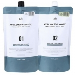 Система для домашнего выпрямления волос Lador Aura Volume Magic