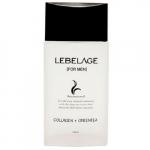 Лосьон с коллагеном и зеленым чаем для мужчин Lebelage Collagen and Green Tea Skincare Utilites For Men Lotion