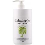 Лечебная маска для сильно поврежденных волос Haken Relaxing L.P.P Treatment