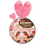 Патчи для век и щек Secret Key Pink Racoony HydroGel Eye and Cheek Patch