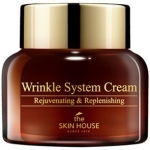 Антивозрастной крем The Skin House Wrinkle System Cream