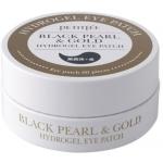 Гидрогелевые патчи для глаз Petitfee Black Pearl & Gold Hydrogel Eye Patch 60 sheet
