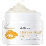 Крем для лица увлажняющий The Skin House Mango Fresh Cream