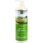 Бальзам для волос с зеленым чаем и хной Deoproce Rinse Greentea Henna Pure Refresh