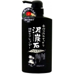Шампунь на основе угля и торфа Pelican Silicon Free Shampoo