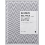 Тканевая очищающая маска Mizon Dust Clean Up Deep Cleansing Mask
