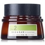 Крем для жирной кожи The Saem See & Saw AC Control Cream