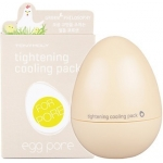Маска для сужения пор Tony Moly Egg pore Tightening cooling Pack