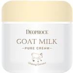 Антивозрастной крем Deoproce Goat Milk Pure Cream