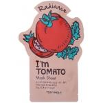 Тканевая маска для лица с томатом Tony Moly I'm Real Томато Mask Sheet