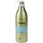 Увлажняющий бальзам - ополаскиватель с керамидами и хной Flor de Man MF Henna Hair Rinse