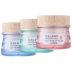 Минеральный крем с ледниковой водой The Saem Iceland Hydrating Water Volume Cream
