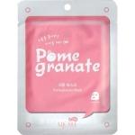 Маска с гранатовым экстрактом Mijin Cosmetics MJ CARE Pomegranate Mask