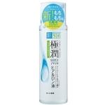 Легкий увлажняющий лосьон для кожи склонной к жирности Rohto Gokujyun Hada Labo Super Hualuronic Acid Light Lotion