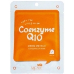 Омолаживающая маска с Q10 Mijin Cosmetics MJ CARE Coenzyme Q10 Mask