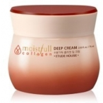 Увлажняющий крем с морским коллагеном Etude House Moistfull Super Collagen Deep Cream