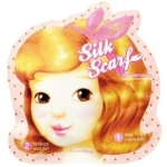 Восстанавливающая маска-шапочка для волос Etude House Silk Scarf Double Care Hair Mask
