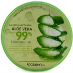 Увлажняющий гель FoodaHolic Calming and Moisturizing Aloe Vera Soothing gel