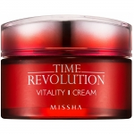 Восстанавливающий антиэйдж-крем для лица Missha Time Revolution Vitality Cream