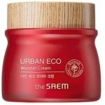 Крем для лица с экстрактом телопеи The Saem Urban Eco Waratah Cream
