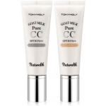 СС-крем с козьим молоком Tony Moly Naturalth Goat Milk Pure CC SPF 30 PA++