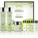 Бьюти-набор с экстрактом оливы  Deoproce Olivethrapy Essential Moisture Skin Care