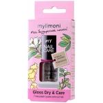 Сушка для ногтей с глянцевым блеском Limoni Gloss Dry and Care