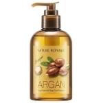 Шампунь для волос увлажняющий Nature Republic Argan Essential Deep Care Shampoo