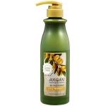 Эссенция для гладкости волос с аргановым маслом Welcos Confume Argan Smoothing Hair Essence