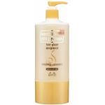 Глазурь для волос с протеинами шелка Flor de Man Keratin Silkprotein Hair Glaze