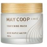 Подтягивающая ночная маска с кленовым соком May Coop Tightening Mask