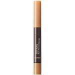 Средство для макияжа бровей 2-в-1 The Saem Eco Soul Brow Pencil And Mascara