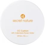 Тональная основа-кушон для лица с экстрактом календулы Secret Nature CC Cushion with Calendula Flower Water SPF50+/PA+++