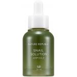 Сыворотка с улиточным муцином Nature Republic Snail Solution Ampoule