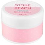 Крем для сужения пор с розовой глиной A'Pieu Stone Peach Pore Less Holding Cream