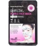 Пузырьковая очищающая маска для лица MBeauty Charcoal Bubble Face Mask
