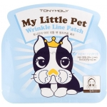 Патчи для носогубной области Tony Moly My Little Pet Wrinkle Line Patch