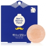 Мужские патчи Tony Moly Man's Manner Patch