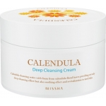 Очищающий крем Missha Calendula Deep Cleansing Cream