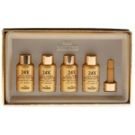Набор ампул с золотом Baviphat Urban Dollkiss Agamemnon 24K Gold 4Weeks Program Ampoule Kit