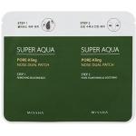 Очищающий патч для носа Missha Super Aqua Pore Kling Nose Dual Patch