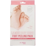 Обновляющий пилинг для ног La Miso Baby Shine Foot Peeling Pack