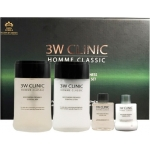 Мужской подарочный набор 3W Clinic Classic Moisturizing Freshness Essentia 2 Items Set
