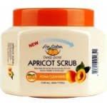 Пенка-скраб для лица White Cospharm Eco-Salon Deep Pore Apricot Scrab