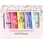 Набор кремов для рук Medi Flower The Secret Garden of Five Hand Cream Set