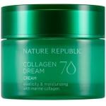 Крем для лица с коллагеном Nature Republic Collagen Dream 70 Cream