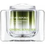 Омолаживающий гель-крем для лица с экстрактом красного женьшеня Nature Republic Ginseng Royal Silk Watery Cream