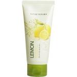 Пилинг-скатка с лимоном Nature Republic Real Nature Lemon Peeling Gel Wash